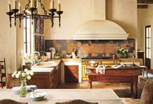 cleburne - kitchen / by Christi Cosper