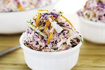 Cole slaw plus KFC  and others