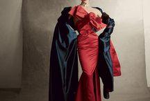 Carmen, Dovima e Bettina! / As modelos clássicas: elas fizeram de todas as roupas, trajes de sonho! Carmen dell´orefice, Bettina Graziani e Dovima.
