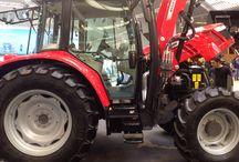 Agriculture vehicles - Vehículos agrícolas / All agriculture vehicles where Muelles CROM is supplying - Todos los vehículos agrícolas donde se pueden hallar productos fabricados por Muelles CROM