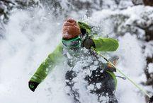 Hvor jeg skal snowboarde (-: