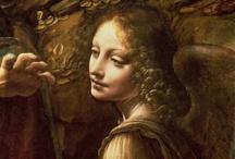 Artist -  Leonardo da Vinci / by Jeanne Medina