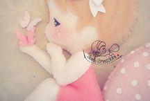 flanel doll