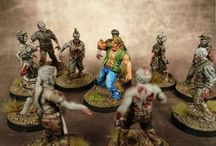 The Walking Miniatures