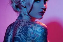 Body Art I Like / Body Art, Ink, Tattoos / by Sonia LaMarti