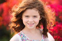 Beautiful Little Kids / Photos by Sandra Bianco