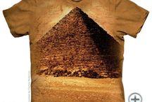 Történelmi, spirituális pólók