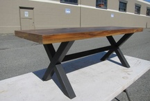 Wooden Benches/Frame Re-Dooz / by Tina Shelly