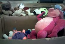 Stuffed Animals  / HOOD'S in West Alton, Missouri has a large supply of stuffed animals.  These include Disney characters, Pokémon, bears, and other familiar know characters.  These would be good for children, grandchildren, nieces, nephews, cousins, or other children.  Come by and see the new inventory being updated in person or on our social media websites.