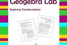 Geogebra / Software di geometria dinamica