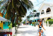 Honeymoon in Belize! / Place to go, things to eat and sites to explore on our honeymoon.