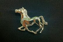 Animal Brooches and Pins
