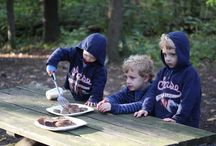 camping and scouting / by Wendy Mizerek