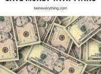 Twins - Money Savers