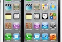 Produtos que gosto muito / iPhone, iPad, MacBook