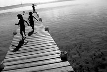 Caye Caulker Belize in Black & White / Black and white photos of Caye Caulker that I have taken from 2002-2015