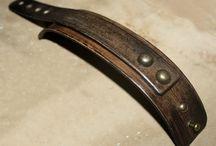Bracelet/leather