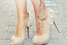 Tattoos I Love.... / by Erin Cone