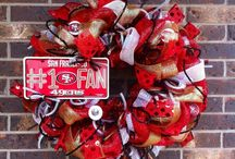 49ers!!! / by Mikka Jameson