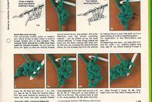 lace  / cords