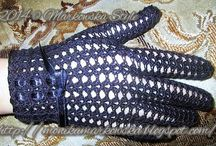 Crochet - hand made by me / Markowskastyle@gmail.com
