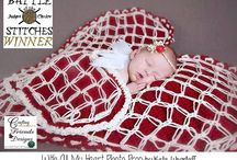 Hearts, Love and Valentines Crochet Patterns
