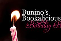 Bunino's Bookalicious Birthday Bash / Bunino's Bookalicious Birthday Bash celebration / by Sandra Bunino