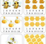 ms thème abeilles