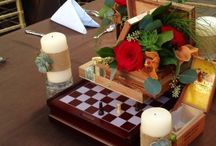 Gay Wedding Centerpieces / Beautiful centerpieces for your big day