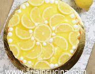 torte fredde, crostate e dolci senza cottura