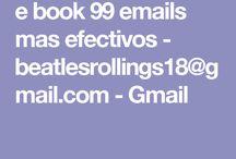 EL LIBREO DE LOS 99 EMAILS MAS EFECTVOS.