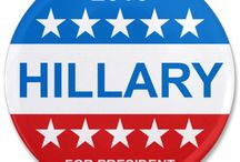 Hillary for President / by David A