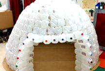 Snow Forts & Huts / by Cabin Living