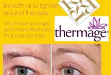 Thermage / Non invasive skin tightening with Thermage. Radio Frequency