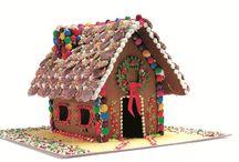 festive treats / Ho, ho, ho ... it's Christmas! Recipes, crafts, table settings and other festive inspiration.