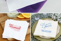 Cocktail Napkins and Guest Towels