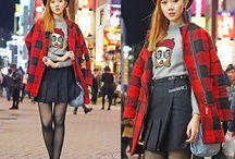 Japanese street style xxxx