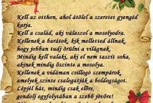 karácsonyi versek