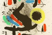 Joan Miro prints