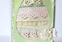 Aileen's Easter cards / by Aileen Freeman