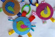 šití - hračky