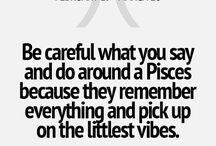 Pisces that's me !