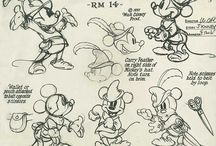 Mickey Mouse / by Kaytelin Rebecca