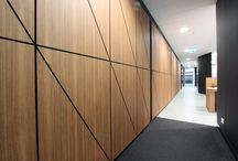 Entrance walls