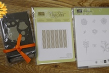 Contest / This is where you will see all the contest prizes and information about the contests and Challenges i hold, dealing with Stampin' Up!, Stamping, and paper crafts.