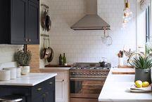 Kitchen | Mummy and Harrison. / Kitchen goals
