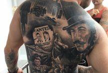 Διασημότητες tattoo