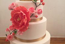 Wedding Cakes Grays - Sidhu's Bakes & Cakes / Sidhu's Bakes & Cakes- Wedding Cakes
