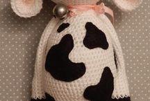 ideias em crochet e tricot