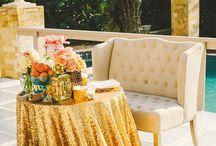 Wedding | Sweetheart table